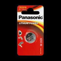 Panasonic CR 2016 BLI 1 LITHIUM