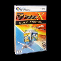 Microsoft Flight Sim X-Gold Win32 Russian