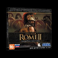 Total War: Rome 2. Spartan Edition (Jewel)