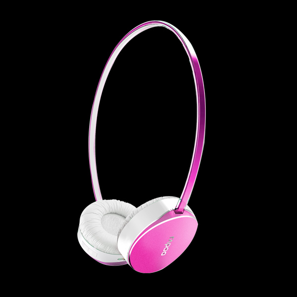 Rapoo Bluetooth Stereo Headset S500 Pink купить