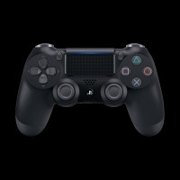 PlayStation 4 Dualshock 4 v2 Wireless Controller Jet Black