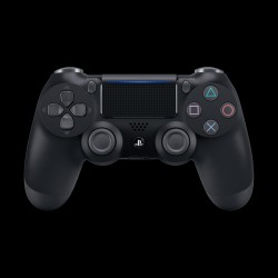 PlayStation 4 Dualshock 4 v2 Wireless Controller Jet Black