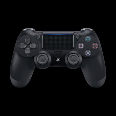 PlayStation 4 Dualshock 4 v2 Wireless Controller Jet Black купить