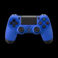 PlayStation 4 Dualshock 4 v2 Wireless Controller Blue