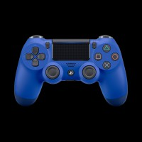 PlayStation 4 Dualshock 4 v2 Wireless Controller Wave Blue
