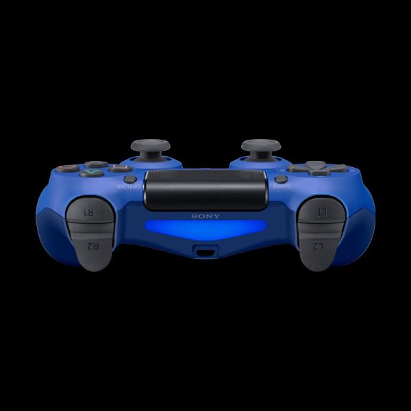 PlayStation 4 Dualshock 4 v2 Wireless Controller Wave Blue фото