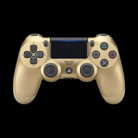 PlayStation 4 Dualshock 4 v2 Wireless Controller Gold