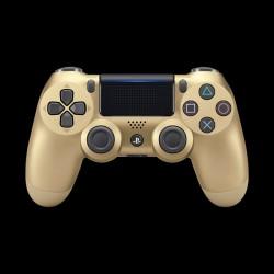 PlayStation 4 Dualshock 4 v2 Wireless Controller Gold
