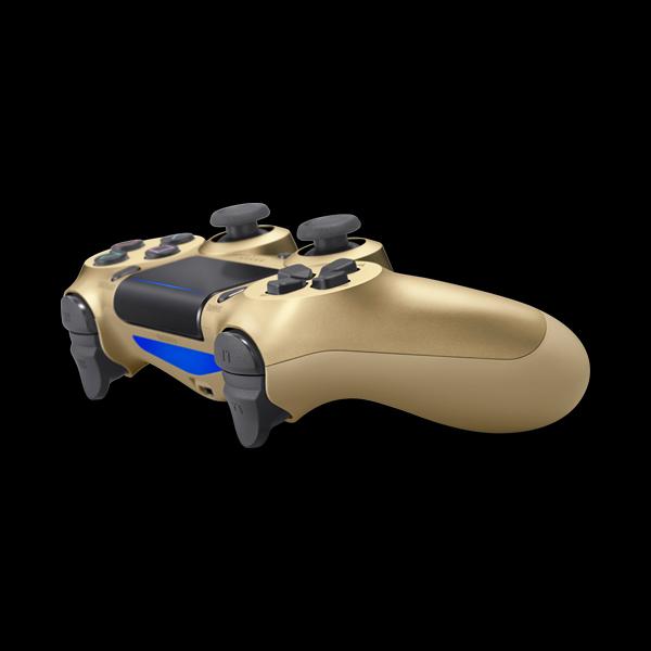 PlayStation 4 Dualshock 4 v2 Wireless Controller Gold купить