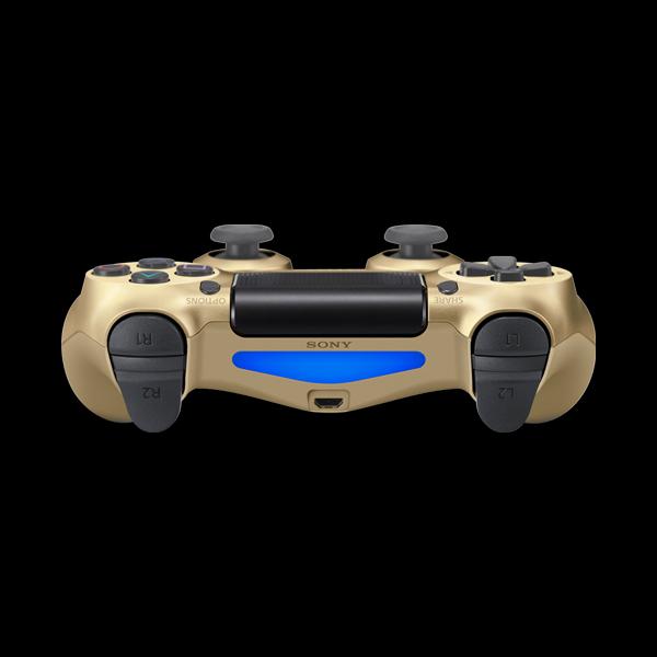 PlayStation 4 Dualshock 4 v2 Wireless Controller Gold цена