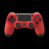 PlayStation 4 Dualshock 4 v2 Wireless Controller Red