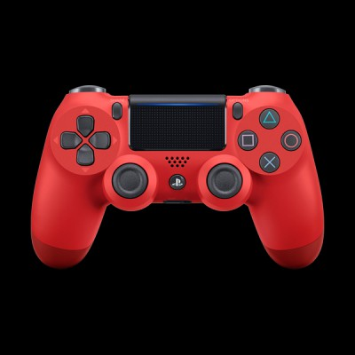 PlayStation 4 Dualshock 4 v2 Wireless Controller Magma Red