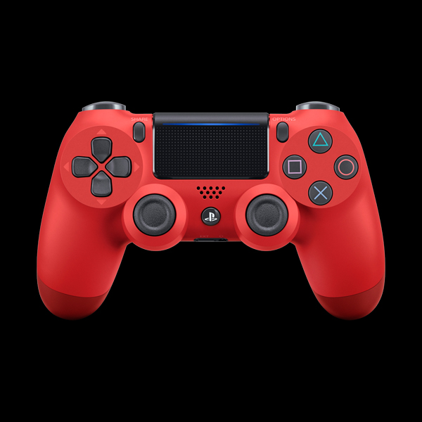 PlayStation 4 Dualshock 4 v2 Wireless Controller Magma Red цена