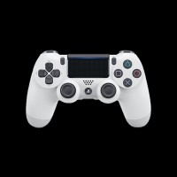 PlayStation 4 Dualshock 4 v2 Wireless Controller Glacier White