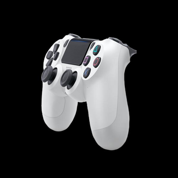 PlayStation 4 Dualshock 4 v2 Wireless Controller Glacier White цена