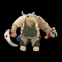 Dota 2 Pudge The Cryptic Salvager