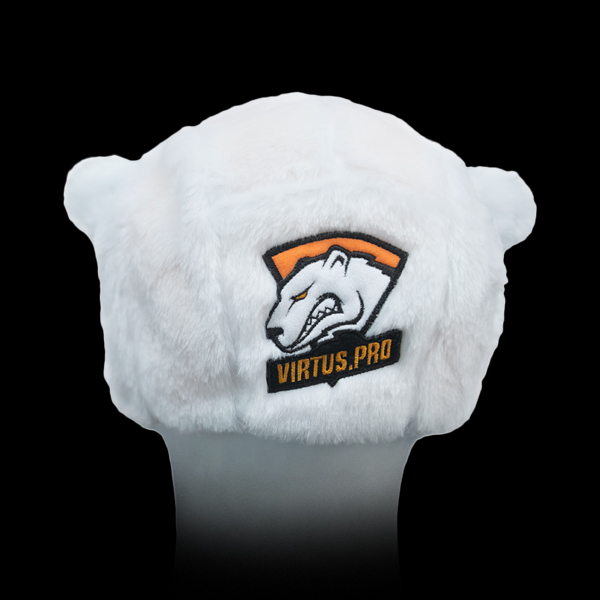 Virtus.Pro Plush Hat Bear фото
