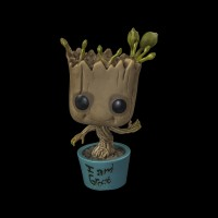 POP! Bobble. Guardians: Dancing Groot