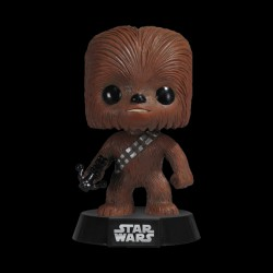 Funko POP! Bobble. Star Wars: Chewbacca