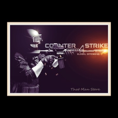 CS:GO Counter Terrorist Soldier купить