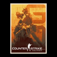 CS:GO Counter Terrorist Soldiers