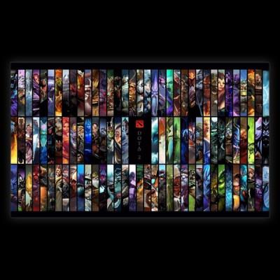 DotA 2 All hero (46x30) купить