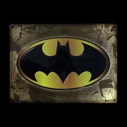 Металлическая картина ABYstyle DC Comics Batman (28x38) (ABYPLA012)