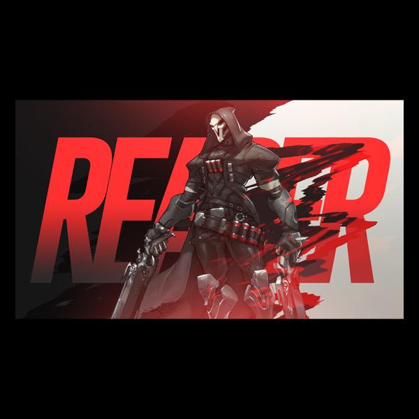 Overwatch Reaper купить