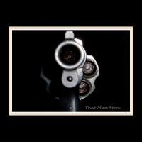 LOOK DOWN THE BARREL OF A GUN