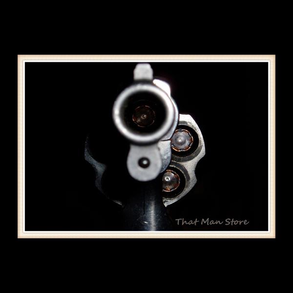 LOOK DOWN THE BARREL OF A GUN купить