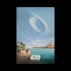 STAR WARS ROGUE ONE (A REBELION BUILT ON HOPE)