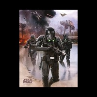 STAR WARS ROGUE ONE (DEATH TROOPER BEACH) MAXI