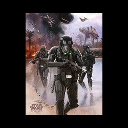 STAR WARS ROGUE ONE (DEATH TROOPER BEACH) MAXI