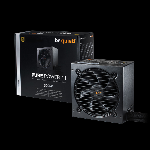 be quiet! 600W Pure Power 11 (BN294) фото