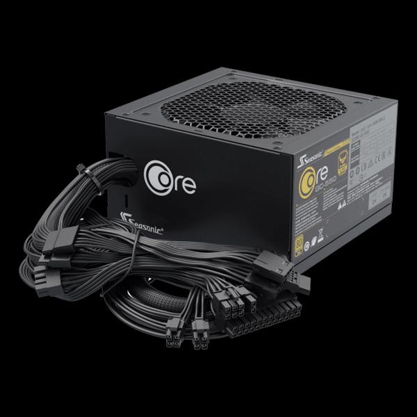Seasonic 500W Core Gold GC-500 (SSR-500LC) цена