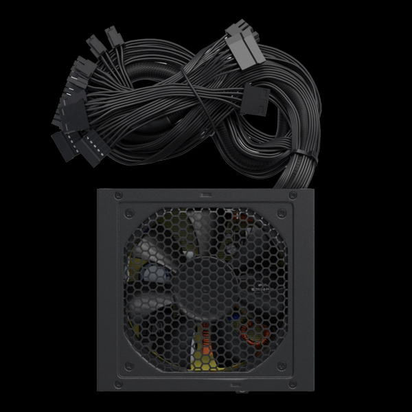 Seasonic 500W Core Gold GC-500 (SSR-500LC) описание