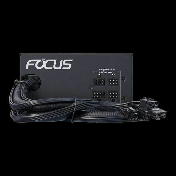 Seasonic 550W Focus GM-550 (SSR-550FM) фото