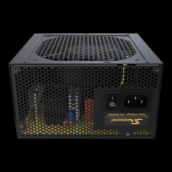 Seasonic 650W Core Gold GM-650 (SSR-650LM) стоимость
