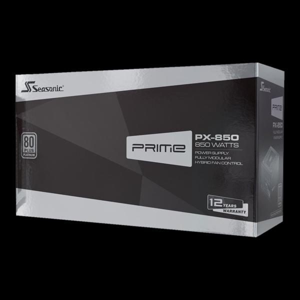 Seasonic 850W Prime PX-850 Platinum (SSR-850PD) стоимость