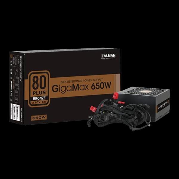 Zalman 650W GigaMax ZM650-GVII стоимость