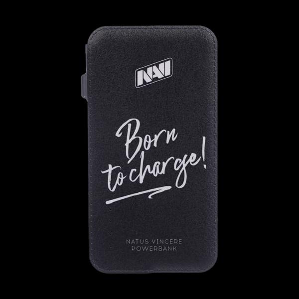 PowerBank NaVi 4000 mAh Black купить
