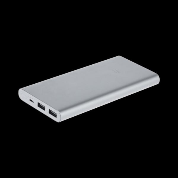 Xiaomi Mi 2S 10000mAh Silver (VXN4228CN) фото