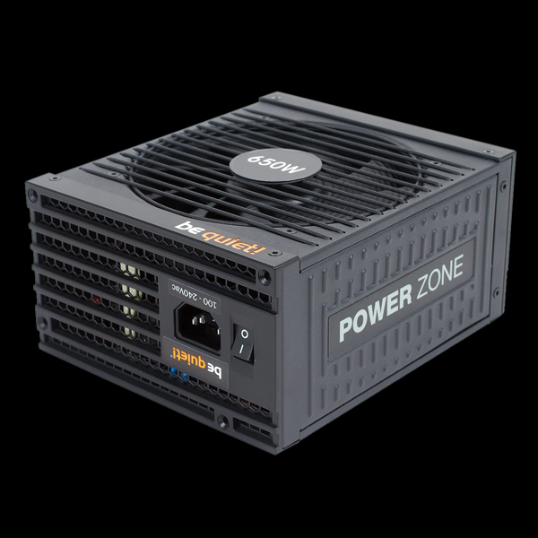 be quiet! Power ZONE 650W (BN210) купить