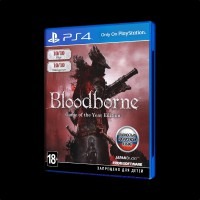 Bloodborne: Порождение крови. Game of the Year Edition PS4