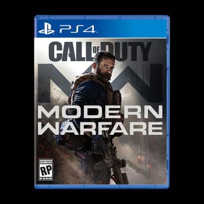 Call of Duty Modern Warfare PS4 купить