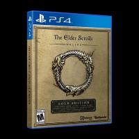 Elder Scrolls Online: Gold Edition PS4