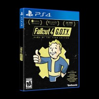 Fallout 4: Game of the Year Edition PS4