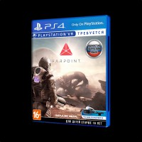 Farpoint (only VR) PS4