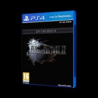 Final Fantasy XV. Day One Edition PS4