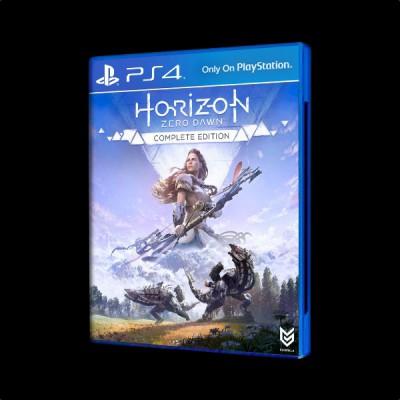 Horizon Zero Dawn. Complete Edition PS4